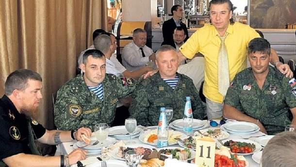 Юрин с террористами