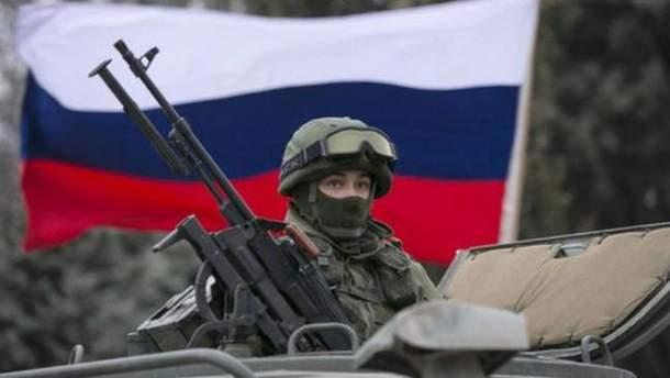 Російські війська беруть активну участь у війні на Донбасі