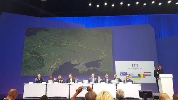 В Нидерландах представили результаты расследования сбивания МН17