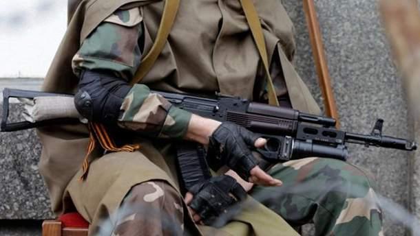 """Боевики хотят """"отжать"""" рынок в Донецке"""