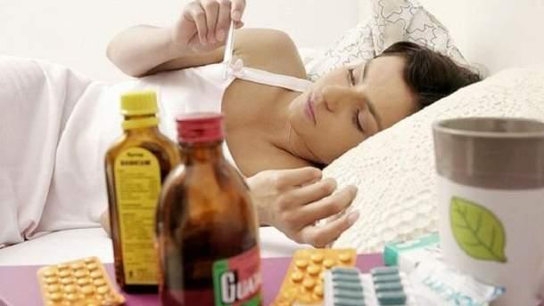 Найкраще лікування грипу – симптоматичне