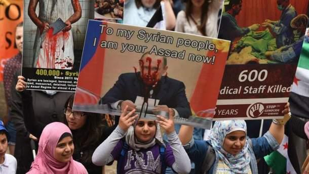 Найбільша брехня Путіна про Сирію