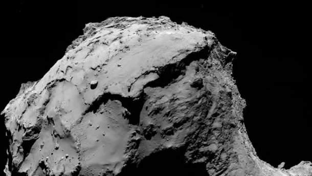 "Апарат ""Розетта"" зіткнувся з кометою Чурюмова-Герасименка"