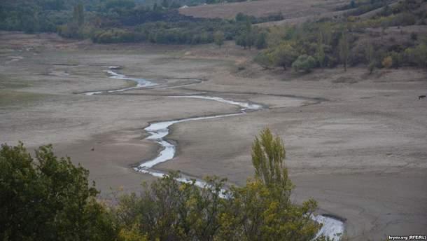 Білогірське водосховище