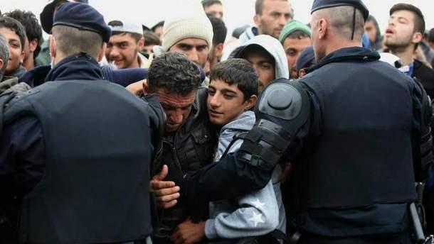 У Німеччині місцеві побились з мігрантами