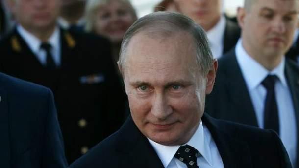 Путин никогда не признает своей ошибки
