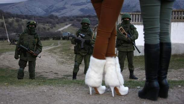 """Так звана """"кримська весна"""" трималась на військовій агресії Росії"""
