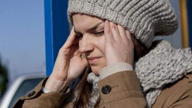 Що робити, коли болить голова