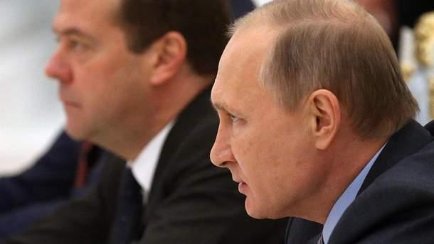 Росія висунула вимоги