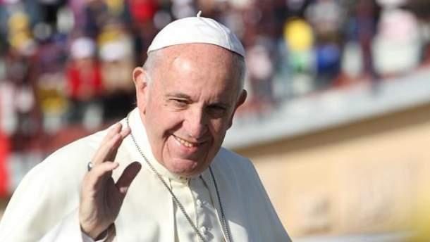 Папа закликав поважати геїв