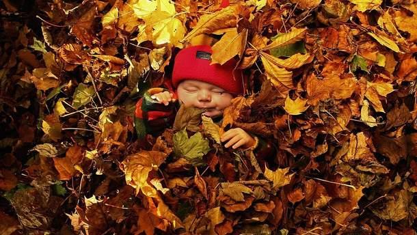 Осень существенно влияет на нас