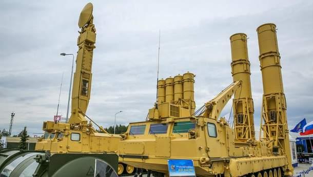 Россия разворачивает в Сирии зенитную ракетную систему С-300
