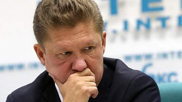 """Голова """"Газпрому"""" Олексій Міллер"""