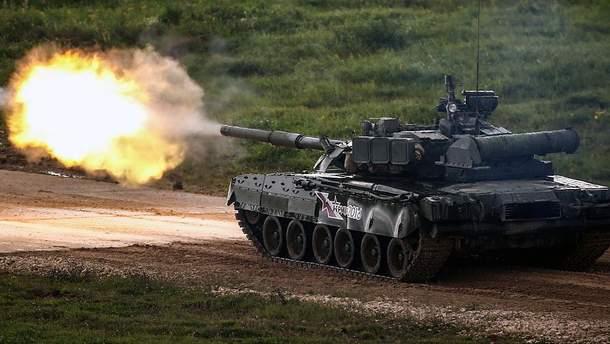Российские танки