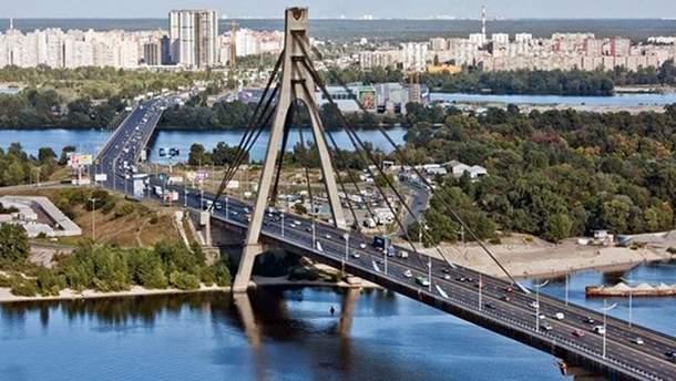Проспект Степана Бандери в Києві
