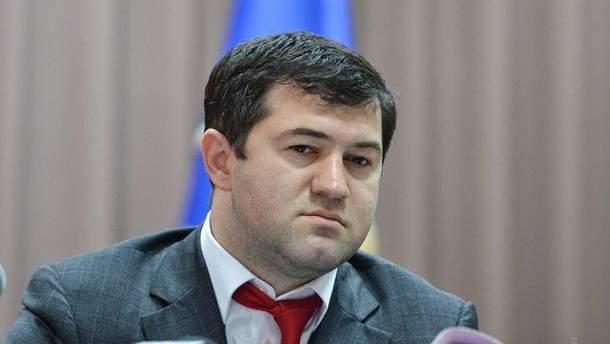 Политики не впервые обвиняют Насирова в коррупции