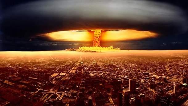 Ядерний вибух
