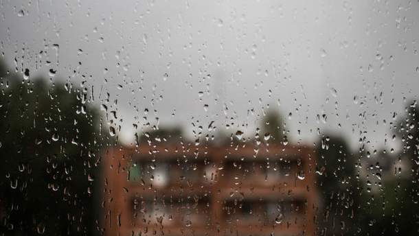 В Украину идут дожди