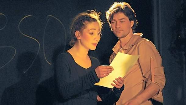 Евгений Нищук с женой