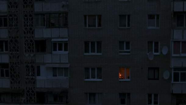 Крим знову лишився без світла