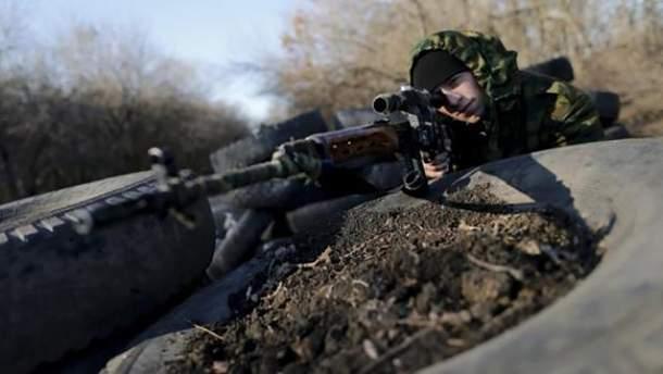 Снайпер террористов больше не пойдет на работу (иллюстрация)