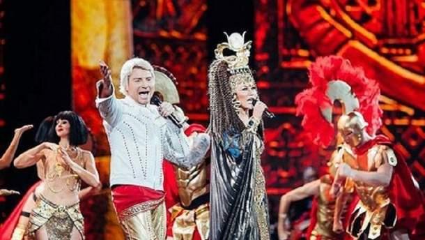 Повалий и Басков