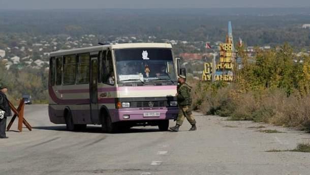 У Міноборони передумали відводити війська біля Станиці Луганської