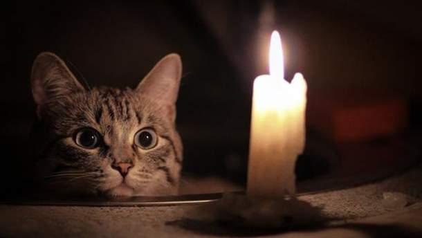 Українців попередили про можливе вимкнення світла взимку