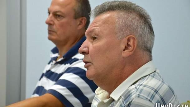 Леонид Шумило и Валерий Морозов