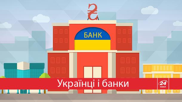 Скільки грошей тримають українці в банках