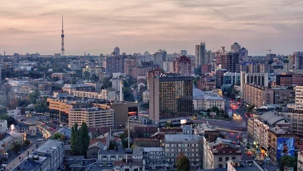 Киев в ТОП-10 самых доступных для проживания туристов
