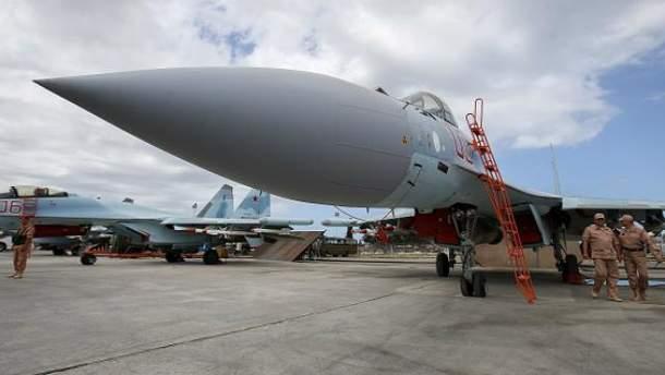 Російська військова база в Сирії