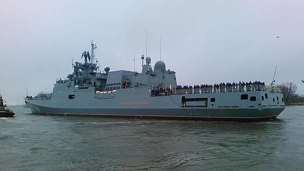 """Фрегат """"Адмірал Григорович"""""""