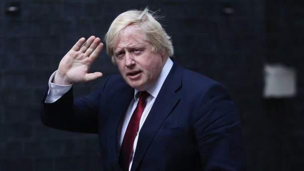 Борис Джонсон вимагає ізоляцію Росії