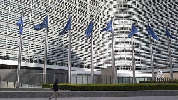 Здание Еврокомиссии