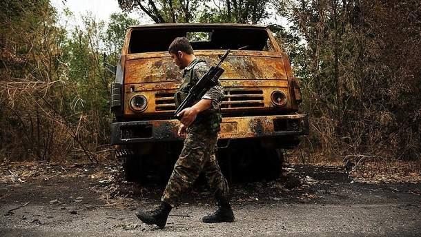 Часть оружия переправили в Донецк