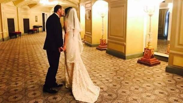 Це дже третій шлюб Мосійчука
