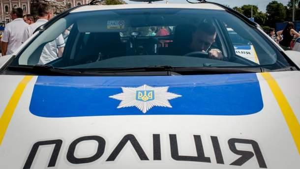 Поліція зуміла знешкодити нападника