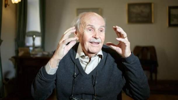 Богдан Гаврилишин умер через несколько дней после своего 90-летия