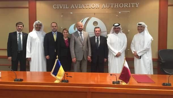 Україна та Катар підписали важливу угоду