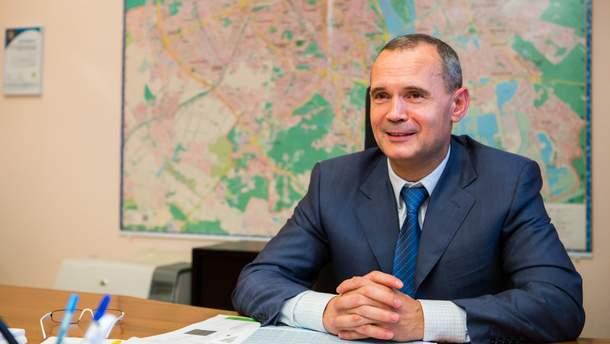 Перший заступник голови КМДА Геннадій Пліс