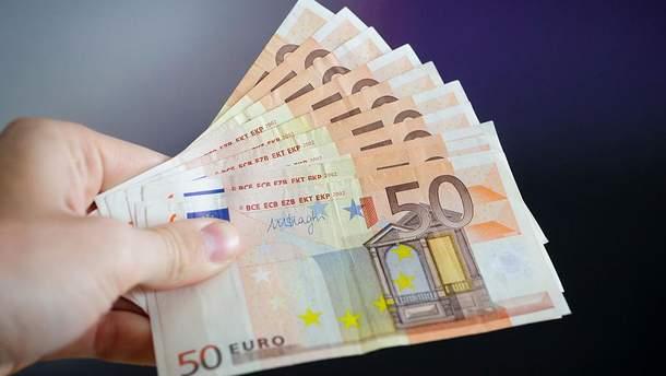 Європейська валюта почала дорожчати
