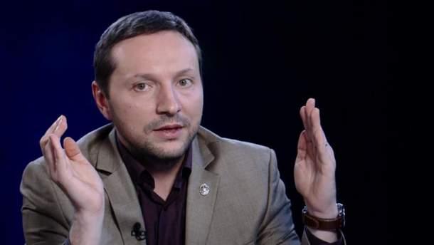 Стець розповів, звідки гроші на Євробачення
