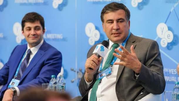 Сакварелидзе объяснил, что означает отставка Саакашвили