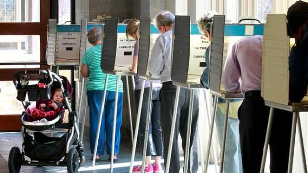 Понад 43 мільйони американців проголосували достроково