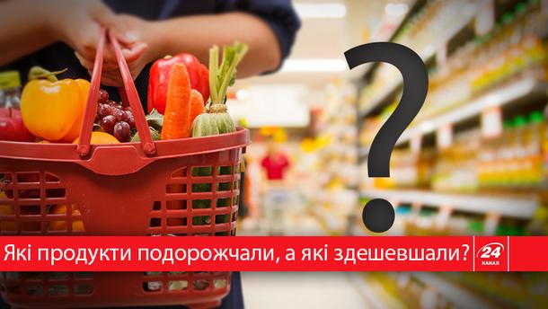Овочі та фрукти: на які ціни очікувати?