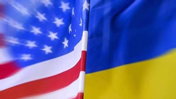 Україна – США