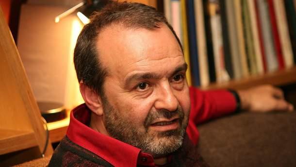 Російський сценарист і радіоведучий Віктор Шендерович