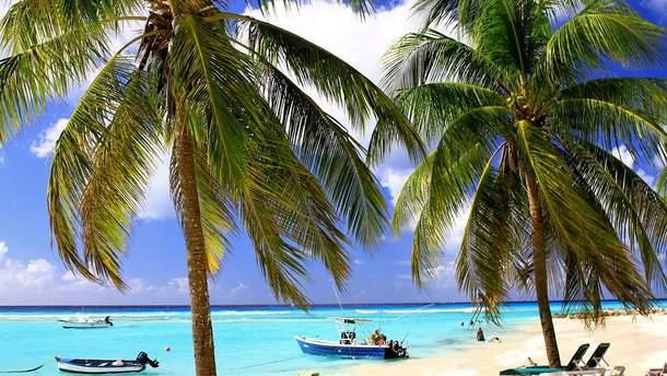 Екзотичний пляж