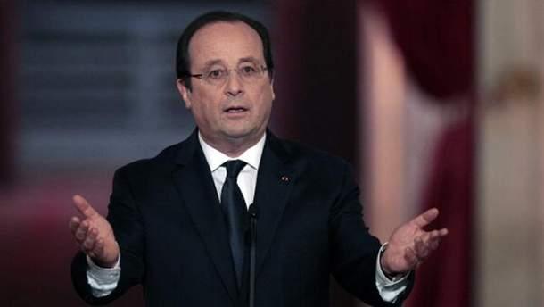 Олланд был слишком откровенен там, где этого не следовало делать Президенту Франции